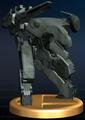 Metal Gear REX - Brawl Trophy.png