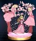 Peach Blossom trophy from Super Smash Bros. Brawl.