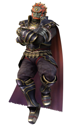 Render used for Project Plus Ganondorf.