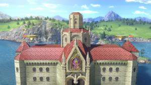 SSBU-Princess Peach's Castle.png