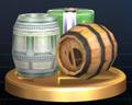 Barrels - Brawl Trophy.png