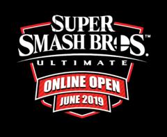 Super Smash Bros. Ultimate Online Open June 2019 Logo.png