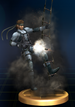 Grenade Launcher trophy from Super Smash Bros. Brawl.