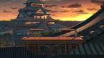SSBU-Suzaku CastleBattlefield.png