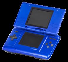 Screenshot of the original Nintendo DS.