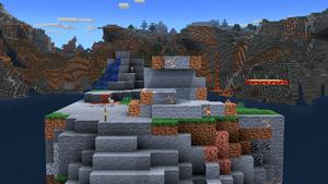 SSBU-MinecraftWorldStoneShore.png