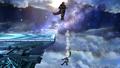 Ganondorf Down Aerial Meteor Smash Brawl.png
