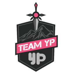 PNG logo of Team YP