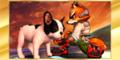 SSB4-3DS Congratulations Classic Fox.png