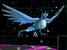 Articuno as it appears in Super Smash Bros. Melee.