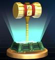 Golden Hammer - Brawl Trophy.png