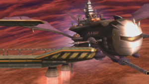 pic by gamexplain, just wanted to have this so we have a clean pic of the halberd in flight
