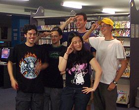 Perth Smashers and Kupo