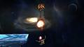 Diddy Kong Rocketbarrel Boost Meteor Smash Brawl.png