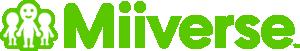 The logo of Miiverse.