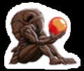 Brawl Sticker Chozo Statue (Metroid II).png