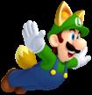 SSBU spirit Fox Luigi.png