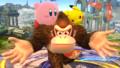 Donkey Kong Taunt Wii U SSB4.png