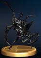 Metroid Prime (Exo) - Brawl Trophy.png
