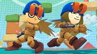 The Geno costume in Super Smash Bros. for Wii U.