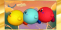 SSB4-3DS Congratulations Classic Kirby.png