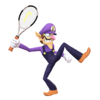 Render of Waluigi from the official website
