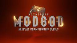 Banner for ModGod Championship.