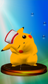 Pikachu Trophy (Smash 2).png