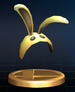 Bunny Hood trophy from Super Smash Bros. Brawl.