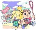 Villager and Isabelle artwork.jpg