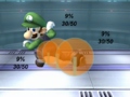 LuigiSSBBDTilt(grounded).png