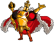 Artwork used for King Knight's Spirit. Ripped from Game Files