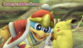 King Dedede Congratulations Screen Classic Mode Brawl.png