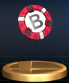 Smart Bomb - Brawl Trophy.png