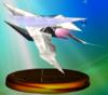 Arwing Trophy Melee.png