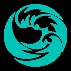 Logotype of the esport org beastcoast.gg