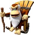 SSBU spirit Cranky Kong.png