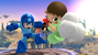 Villager with some turnips in SSB4