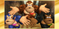 SSB4-3DS Congratulations All-Star Donkey Kong.png