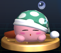 Sleep Kirby - Brawl Trophy.png