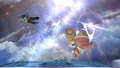 Falco Phantasm Meteor Smash Brawl.png