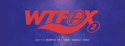 Logo for the WTFox 2 national tournament.