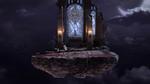 SSBU-Dracula's CastleOmega.png