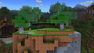 SSBU-MinecraftWorldBirchForest.png