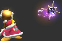 Bouncing Gordo in Super Smash Bros. for Wii U.