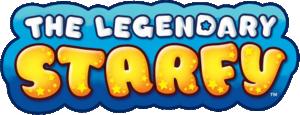 The Legendary Starfy logo from [1].