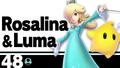 SSBU Rosalina & Luma Number.png