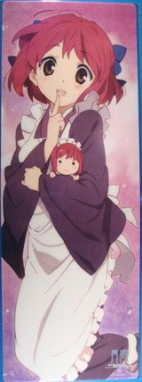 There is no character in any media, whether it be books, movies, video games, albums, etc., that I identify with more than Kohaku. After playing through her route and Hisui's route in Tsukihime after my incident, I just wanted to hug her as hard as I could.