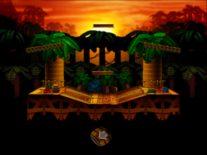 Past Stages: Kongo Jungle