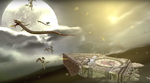 Umbra Clock Tower in Super Smash Bros. for Wii U.